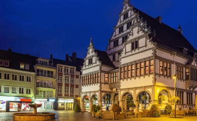 Paderborn - das heisseste Pflaster für Stadtlandärzte